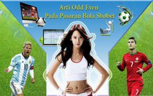 Arti Odd Even (OE) Pada Pasaran Bola Sbobet